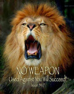 lion-roaring-no-weapon-formed-against-us